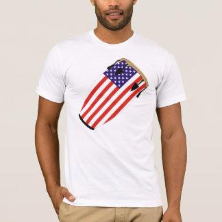 Conga Flag USA T-Shirt
