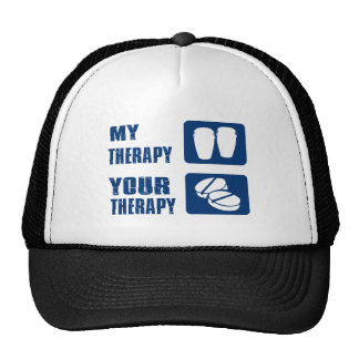 CONGA is my therapy Trucker Hat