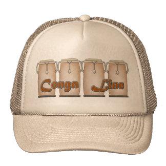 Conga Line Trucker Hat