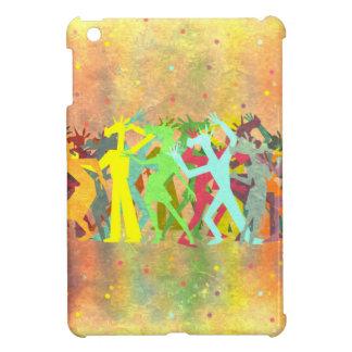 Conga Line Unicorns iPad Mini Cover