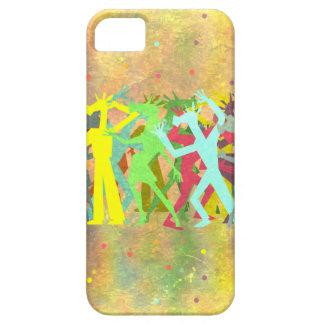 Conga Line Unicorns iPhone SE/5/5s Case