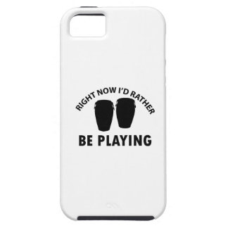 conga musical designs iPhone SE/5/5s case