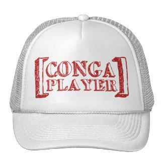 Conga Player Hat