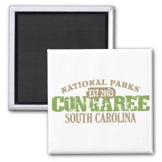 Congaree National Park Magnet
