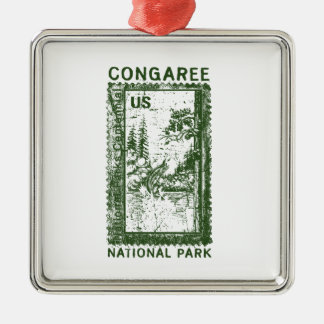 Congaree National Park Christmas Ornament
