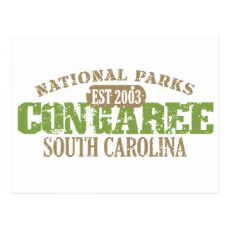 Congaree National Park Postcard