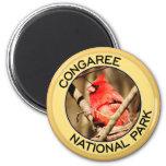 Congaree National Park Refrigerator Magnet