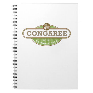 Congaree National Park Spiral Note Book