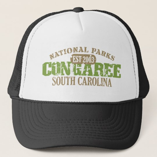 Congaree National Park Trucker Hat