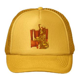 CONGAS PA OCHUN TRUCKER HAT