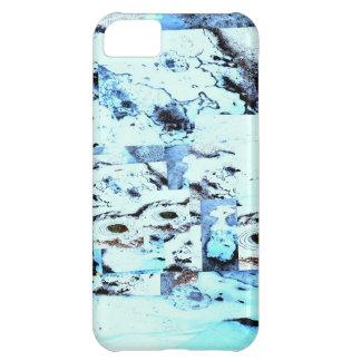Congelación Funda Para iPhone 5C