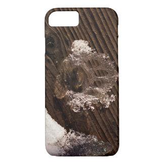 Congelado a tiempo - una impresión capturada de la funda iPhone 7