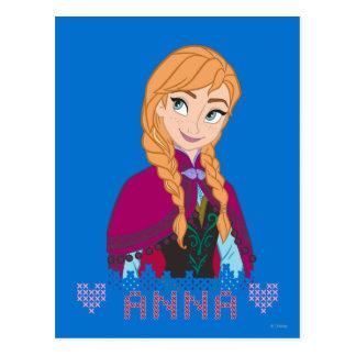 Congelado, Ana Tarjeta Postal