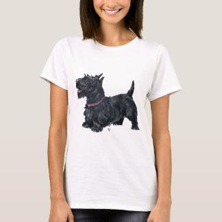 Congenial Scottish Terrier T-Shirt