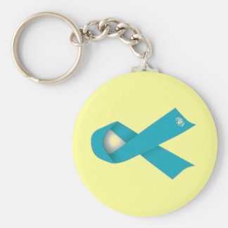 Congenital Diaphragmatic Hernia Awareness Keychain