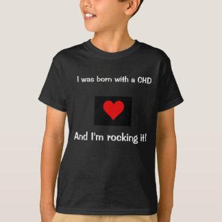 Congenital heart defect awareness shirt