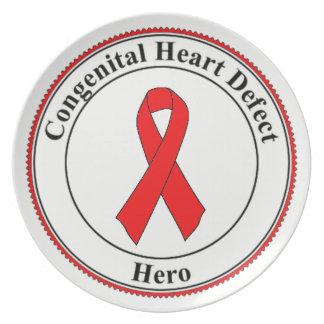 Congenital Heart Defect Plate