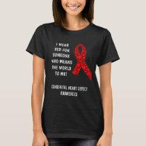 Congenital Heart Defect T-Shirt