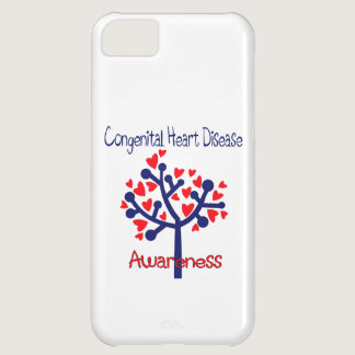 Congenital Heart Disease Awareness Cover For iPhone 5C