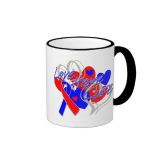 Congenital Heart Disease Love Hope Cure Mug