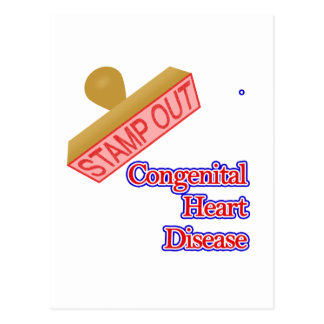 Congenital Heart Disease Postcard