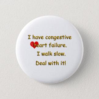 Congestive Heart Failure Button