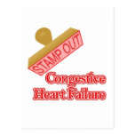 Congestive Heart Failure Postcard
