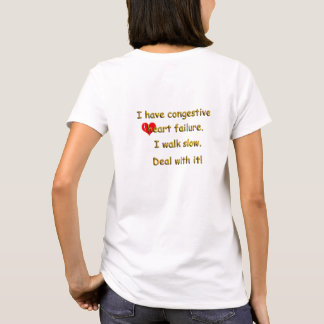 Congestive Heart Failure T-Shirt