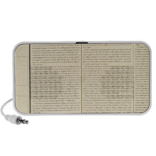 Congo, Africa 39 Portable Speaker