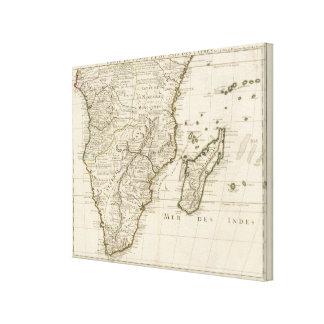 Congo, Africa Canvas Print