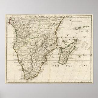 Congo, África Póster