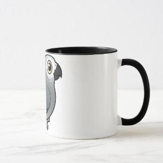 Congo African Grey Mug