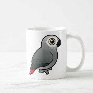 Congo African Grey Mugs