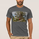 Congo African Grey on a Swing T-Shirt