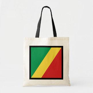 Congo-Brazzaville Flag Bag