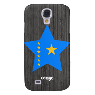 Congo Galaxy S4 Covers