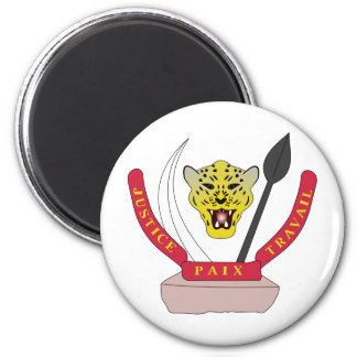 Congo Coat of arms CD Magnet