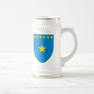 Congo Coat of Arms Mug