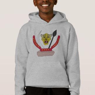 congo democractic emblem hoodie