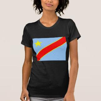 Congo Democratic Flag T-Shirt