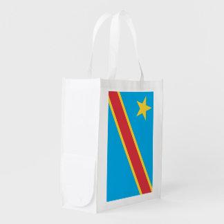 Congo (Democratic Republic) Grocery Bag