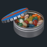 """Congo - Democratic Republic of the Congo Flag Jelly Belly Tin<br><div class=""""desc"""">Search &quot;wowsmiley&quot; for more products like this one.</div>"""