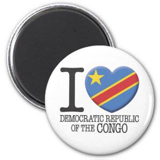 Congo, Democratic Republic of the Magnet