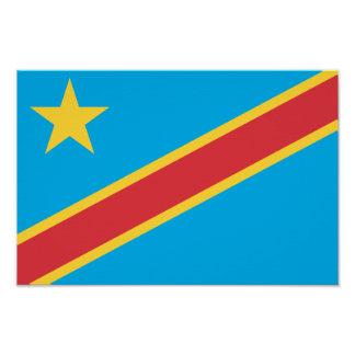 Congo (Democratic Republic) Poster