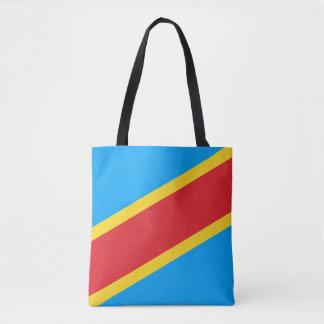 Congo (Democratic Republic) Tote Bag