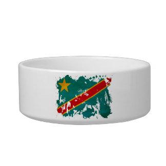 Congo Flag Bowl