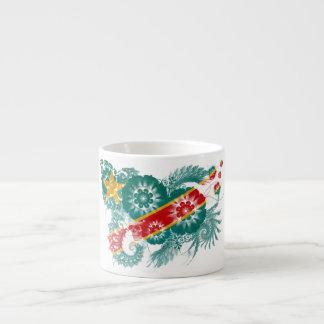 Congo Flag Espresso Cup