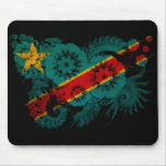 Congo Flag Mouse Pads
