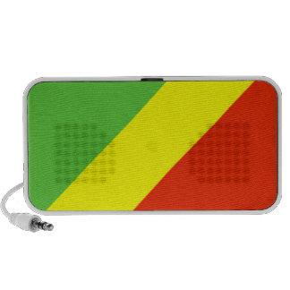 Congo Flag Speakers