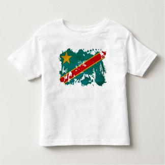 Congo Flag Toddler T-shirt